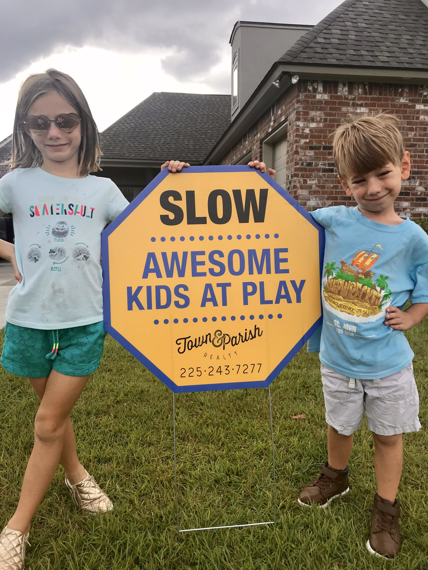 amazing kids at play in prairieville, town and parish realty kids at play